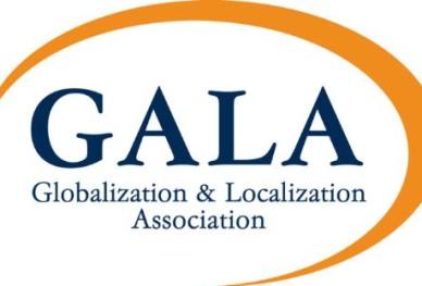 GALA - Globalization & Localization Association.  (PRNewsFoto/GALA)
