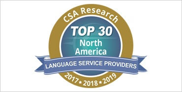 CSA TOP 30 of North America