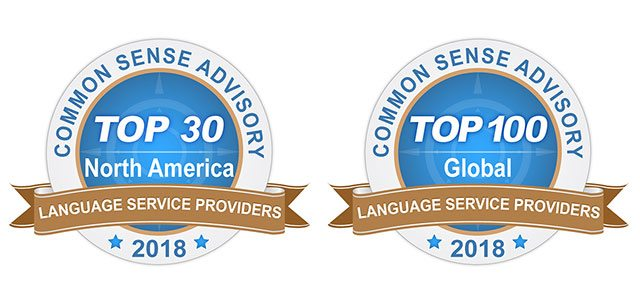 1-StopAsia Recognized Among Largest Language Service Providers in the World