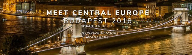 Packing suitcases for Meet Central Europe in Budapest
