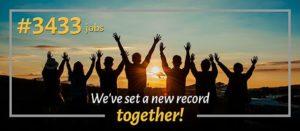 1-StopAsia Sets a New Record