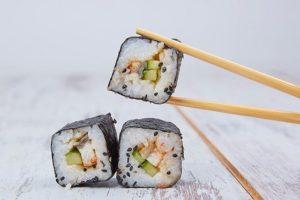 Asian Cuisine - Japanese Sushi