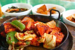 Asian Cuisine - Korean Kimchi