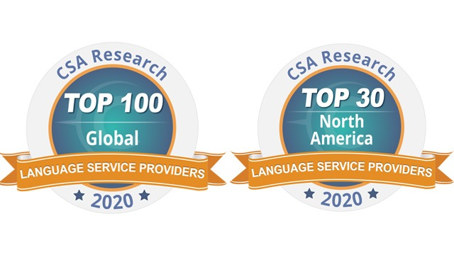 largest language service providers